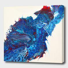 Shades Of Blue, Night, Artwork, Work Of Art, Auguste Rodin Artwork, Artworks, Illustrators