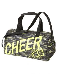 Space Dyed Cheer Duffle Bag