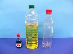 how to make a lava lamp with oil and salt