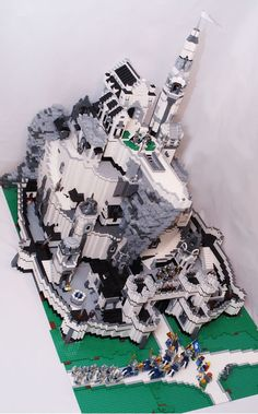 Image detail for -Minis Tirith - Lego Lord of the Rings Wiki