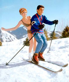 Surf Salida in Colorado is back in business tuning skis with a huge discount Ski Vintage, Vintage Ski Posters, Vintage Swim, Vintage Winter, Snowboarding Style, Ski And Snowboard, Alpine Skiing, Snow Skiing, Connecticut