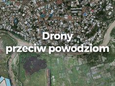 Humanitarne wykorzystanie dronów