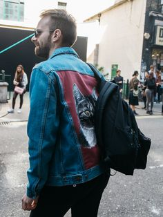 Guys of London Fashion Week 2015: Street Style Journal 06