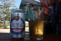 Bebiendo #cerveza #Mayabe Calidad Extra en #Holguín #Cuba | Conoce más lugares en decervezasporelmundo.com