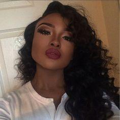 "3,185 Likes, 27 Comments - nauteya whyee (@beautyrebellion_) on Instagram: ""Hair from @crownedbyking #beautyrebellion"""