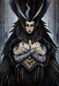 Morven by Marc Potts Markelli.deviantart.com on @DeviantArt