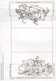 pergamano - Page 11 Vellum Crafts, Paper Crafts, Paper Art, Card Patterns, Embroidery Patterns, Ribbon Embroidery, Machine Embroidery, Jesus Book, Parchment Cards