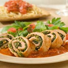 Veal and Spinach Stuffed Shells - Recipes - Best Recipes Ever ...