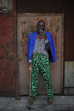 The Sapeurs are a Congolese subculture with a sartorial agenda. In a landscape plagued by poverty and civil war, their joyful strutting and preening in the capitals of Brazzaville and Kinhasa cuts an...