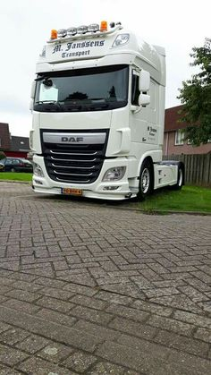 Cabover Truck