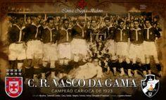 Vasco da Gama - Campeão Carioca 1923