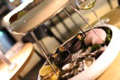 Seafood platter, oysters, Cirrus, Barangaroo, Sydney