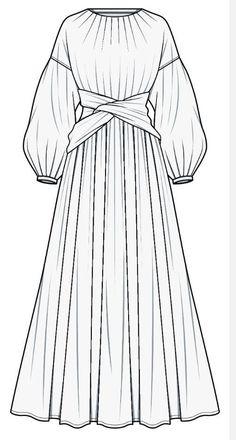 Fashion Design Sketches 275141858473775824 - hata Source by Muslim Fashion, Modest Fashion, Hijab Fashion, Fashion Art, Fashion Designer, Fashion Illustration Sketches, Illustration Mode, Fashion Sketches, Dress Design Sketches