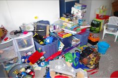 Organizing ideas for kids and their rooms