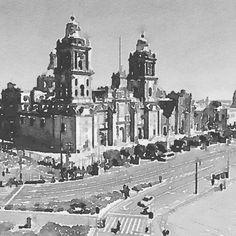 """#waterlogue #cdmx #art #artaday #artchallenge #mexico """"cathedral"""""""