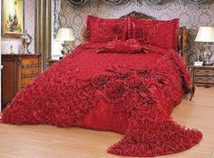 Bed collection  Одноклассники Plum Bedding, Satin Bedding, Luxury Bedding, Wedding Bed, Bed Comforter Sets, Bed Curtains, Cute Room Decor, Cool Beds, Bed Covers