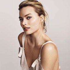 Margot Robbie in Harper's Bazaar