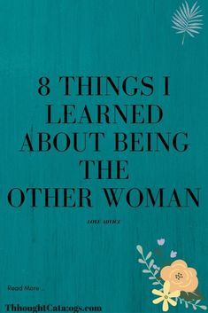 8 Things I Learned About Being the Other Woman – The Thought Catalogs  #WhatIsLove #loveSayings #Romance #female #quotes #education #entertainment #loveWords #LookingForLove #TrueLove #AboutLove #MyLove #FindLove #LoveQuotes #InLove #RealLove #LoveLive #BestLover #LoveRelationship #LoveAndRelationships #LoveAdvice #Love #LoveCompatibility #LoveStories Real Love, What Is Love, True Love, Love Advice, Love Tips, Love Quotes For Boyfriend, Love Quotes For Him, Protect Your Heart, Love Compatibility