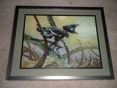 Magic Art of the Day - Signal Pest by Mark Zug - Check out the owner's gallery here: