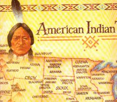 Part Cherokee, and Blackfoot with a bit of Choctaw. But according to this map... Blackfoots roamed Canada?