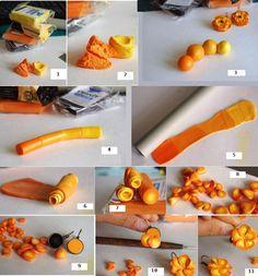 Мобильный LiveInternet Большая коллекция мастер-классов из полимерной глины | ЭленКо - Дневник ЭленКо |