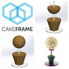CAKE+FRAME+STARTER+PACK