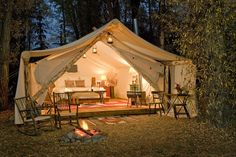 Sit around the #campfire fall asleep to the sounds of #nature. There are private #FlyFishing trips, scenic floats, #whitewater trips, #HorsebackRiding and many more activities to enjoy your stay at #FiresideResort. #Glamping #Tents #Cabins #TravelUSA #NorthAmerica #Wyoming #JacksonHole