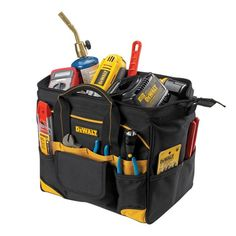 DeWalt 12 in. Tradesman's Tool Bag - 2754-0673