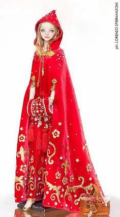 Piceno Fashion Doll Convention- Marina Bychkova's Enchanted Doll  In…