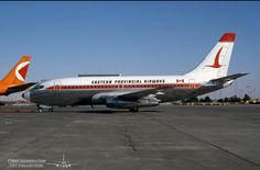 Eastern Provincial Airways Boeing 737