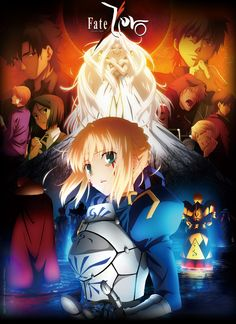 Fate/Zero - Proving once again that with great writing and an incredible soundtrack anime tells just as compelling a story as any live action performance.  This series had me in tears more than once, and if you've watched it I'm sure you know the scene I'm referring to.