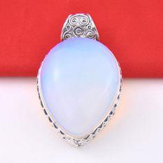 Huge-Rare-Handmade-Rainbow-Moonstone-Gems-Vintage-Silver-Pendant-2-1-4-034