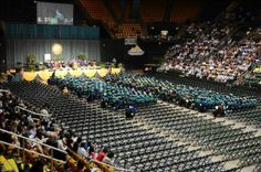 @George Mason University College of Science Spring 2014 Commencement