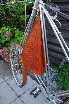 Frame bag for the Pedersen