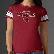 Old school looking Arizona Cardinals ladies tee.