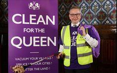 teifidancer: Clean for the Queen - No thanks!