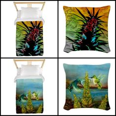 Beautiful Cannabis Bedding and Pillows on the Mountain High Pharms web site!! Cannabis Art by Park aka Sophisticated Cannabis and Art by Anne! Check them out @ http://www.mountainhighpharms.com/#!bedding--such/c4lb