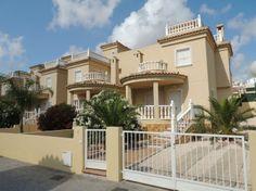 REF 392 : Schitterende Nieuwbouw Villa's in Rojales, veel mogelijkheden. Villa's te huur voor 590,- per maand // lange termijn verhuur. Costa Blanca - Topactiesspanje.nl