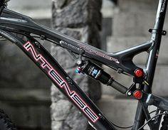 Bike Frame Intense Tracer