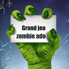 Grand jeu de zombie pour les ados : Zombie Apocalypse