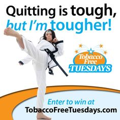 First Tuesday, Enter To Win, Good To Know, Smoke Free
