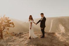 glacierpointelopement yosemitewedding yosemiteelopementphotographer yosemiteweddingphotographer Elope Wedding, Wedding Ceremony, Yosemite National Park, National Parks, Got Married, Getting Married, Taft Point, Glacier Point, Yosemite Wedding