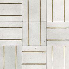 Basel: our new classic #tabarkastudio #originaltabarka #terrazzo #brass #newcollection #geometric