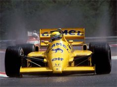 Formula 1 back in the good old days when tobacco products could sponsor cars....