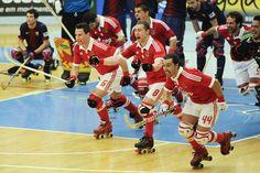 Benfica campeão europeu de hóquei em patins
