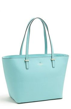 kate spade new york 'cedar street harmony - small' tote available at #Nordstrom Robin's Egg Blue