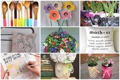 Handmade gift ideas for Mum