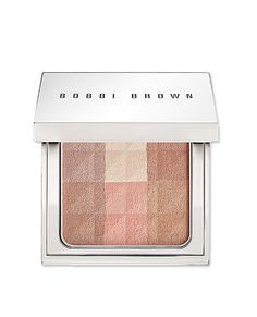 The Best Products For a Makeup-Free Look - Bobbi Brown Brightening Finishing Powder in Nude from #InStyle