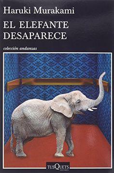 Pack: Libro El Elefante Desaparece + Camiseta Keep Calm Murakami #camiseta #starwars #marvel #gift