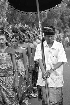 Ceremony on Bali
